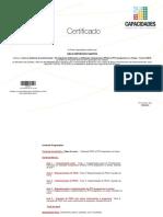 CERTIFICADO - PEUC