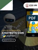 Brochure Chatbots Con Python2019 2