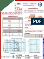 dados aço AISI H13