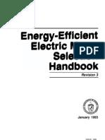 High Effeciency Motor Handbook