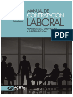 Manual de Contratación Laboral