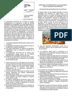 EVALUACION MESOAMERICA MAYA AZTECA 6°-2019