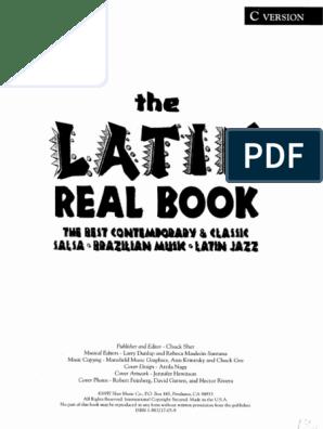 The Latin Realbook Pdf