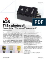 t4bx photocell manual