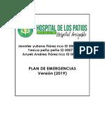 1 Entrega Procedimiento Para La Atencion de Emergencias.
