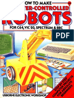Computer Controlled Robots