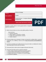 Guía de Proyecto de Práctica I - Inv_Revisión Documental_Soc