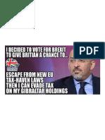 New Tax Haven Laws EU