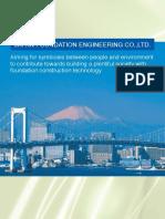 Japanese Foundation Engineering