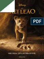 Elizabeth Rudnick - O Rei Leão - Livro Oficial com a História do Filme.pdf