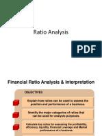 FSA 5 Ratio Analysis
