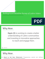 Equis Labs Latino Voter Poll