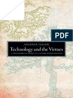 Vallor, Shannon - Technology and the Virtues _ a Philosophical Guide to a Future Worth Wanting-Oxford University Press (2016)