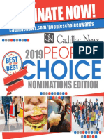 People's Choice Nomination Edition 2019