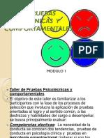 Presentacion Pruebas Psicotecnicas y Comportamentales