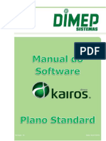 Manual Software Kairos Standard R16