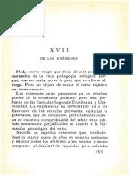 De Los Exámenes, Enrique Madrazo