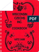 Wisconsin Czechs Inc. Cookbook
