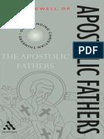 Simon Tugwell, O.P. - The Apostolic Fathers.pdf