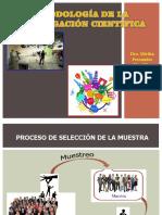 Población-muestra y Muestreo