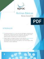 eproc manual