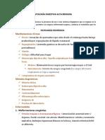 2. Patologia Alta Benignaa
