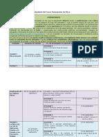 2020-1 Calendario Curso Permanente de Ética