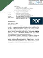USO DE DOCUMENTO FALSO Y FALSIFICACIÓN DE DOCUMENTOS