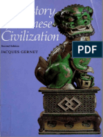 Gernet, Jacques - A History of Chinese Civilization-Cambridge University Press (2008)