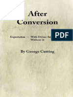 After Conversion Expectation With Divine Authority G. Cutting