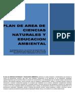 Ciencias Naturales y EducacionAmbiental 2018