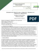 Instrumentación Didáctica Para La Formación y Desarrollo de Competencias REFRIGERACION Y AA