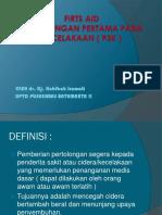 Presentation P3K SMP 3