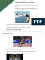 Posiciones de los Jugadores de Voleibol Más Destacadas - Lifeder.pdf