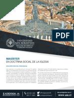 Magister Doctrina de La Iglesia