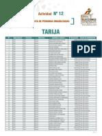 Inhabilitados Tarija EG 2019