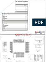 ASROCK p4i45pe0210 Schematic