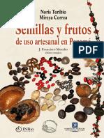 Semillas y Frutos de Uso Artesanal en Panamá 234567