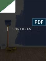 PINTURAS PARA ACABADOS DE CONSTRUCCION
