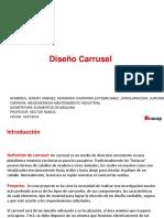 diseño carrusel