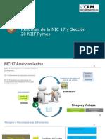 NIIF 16 Seminario 26-07-2019_Participantes
