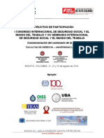 Instructivo de Participación Congreso Colombia