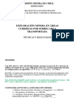 2 - Exploración Minera en Areas Cubiertas Por Sobrecarga Transportada - J.arias - Ingesol