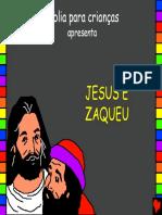 Jesus e Zaqueu