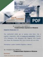 2019-IT_III-Poder Calorífico (Aula 5)