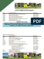 2010 Convention Agenda