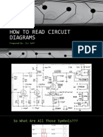 How to Read Circuit Diagrams