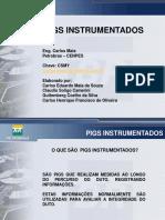 Pig Instrumentado - EnD-Offshore