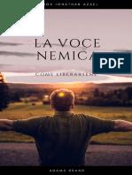 La Voce Nemica Italiano Author Jonathan Azael - Adams Brand C.