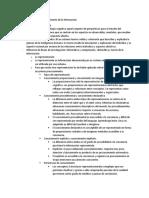 Psicologia cognitiva y procesamiento de la información